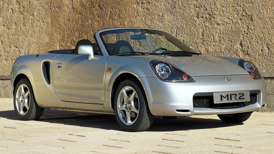 Toyota MR2 W30 1999-2002